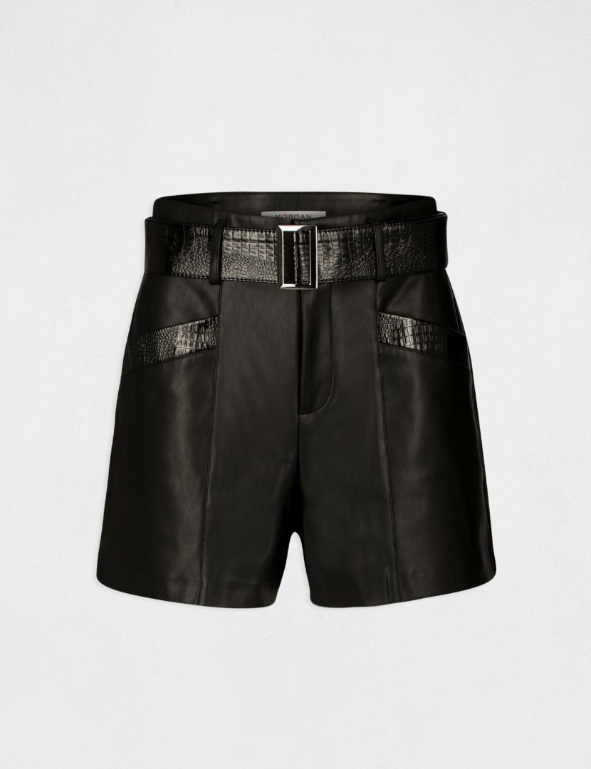 Morgan Shorts SHROCO NOIR