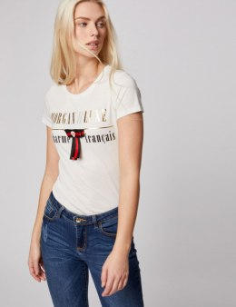 Morgan Blouse DLUXE OFF WHITE
