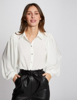 Morgan Shirt CHACHA OFF WHITE