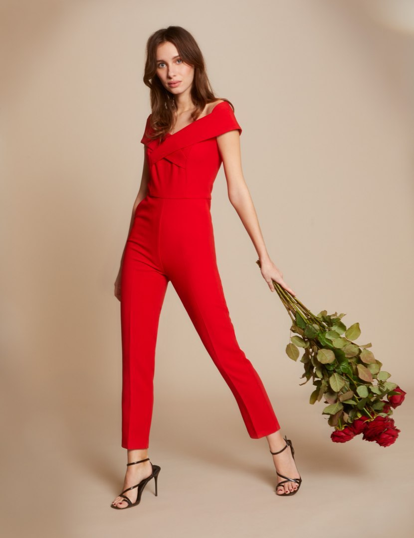 Morgan Jumpsuit PLOVE.F ROUGE
