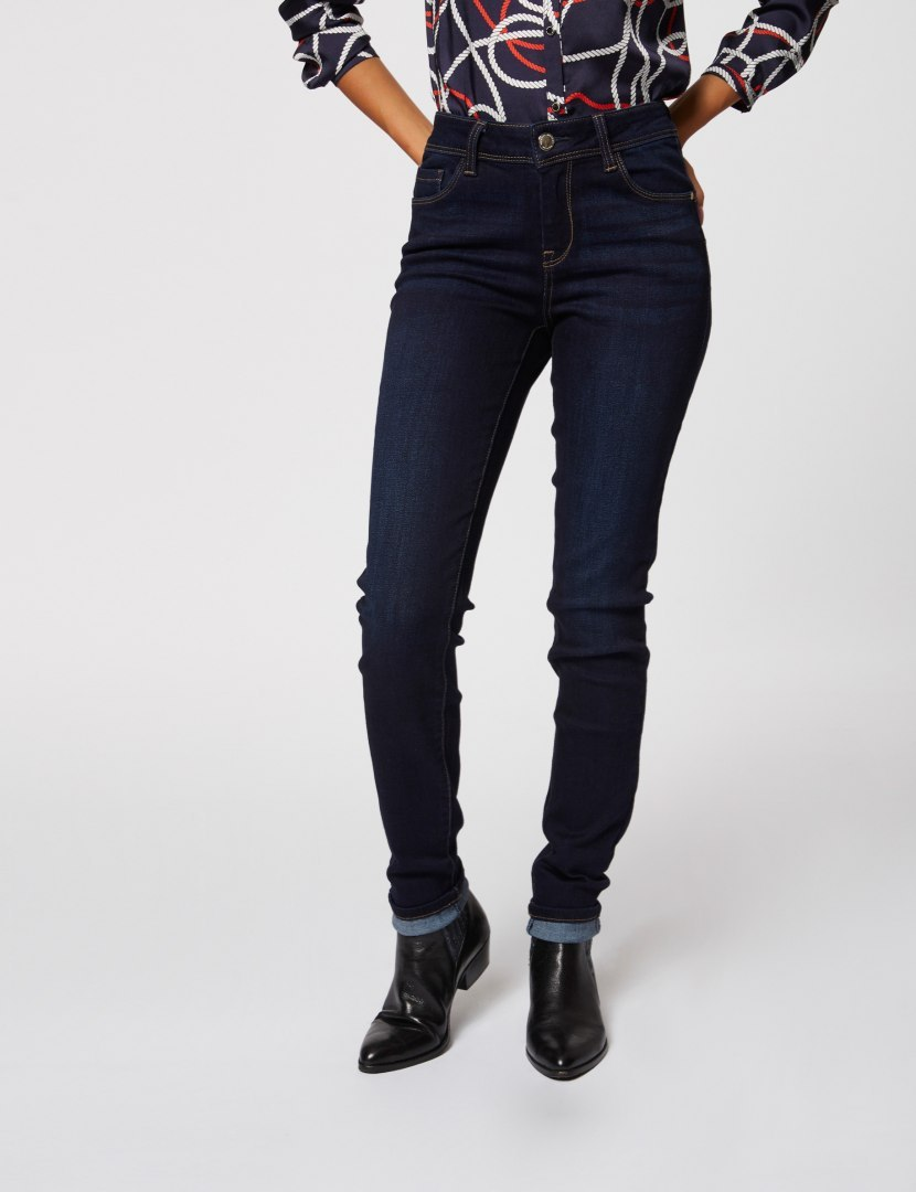 Morgan Pants POM.P JEAN BRUT