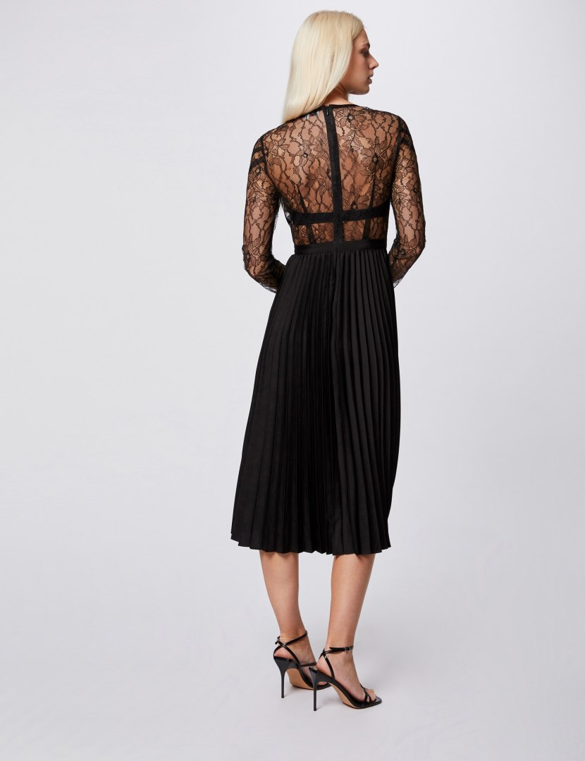 Morgan Dress RCANE NOIR