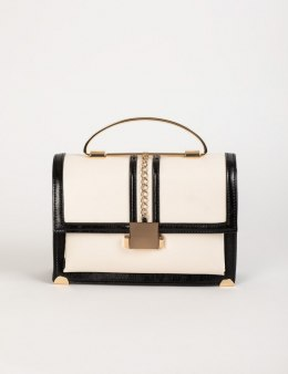 Morgan Handbag 2GRAPH BEIGE