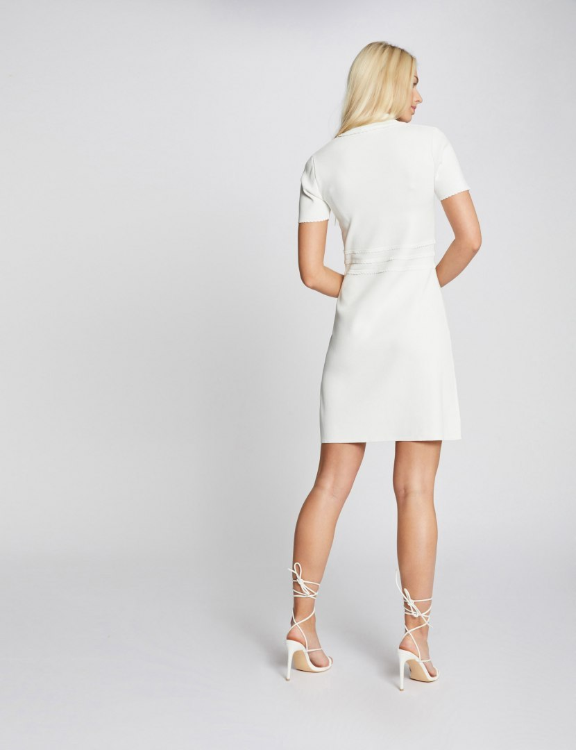 Morgan Dress RMSIGN OFF WHITE
