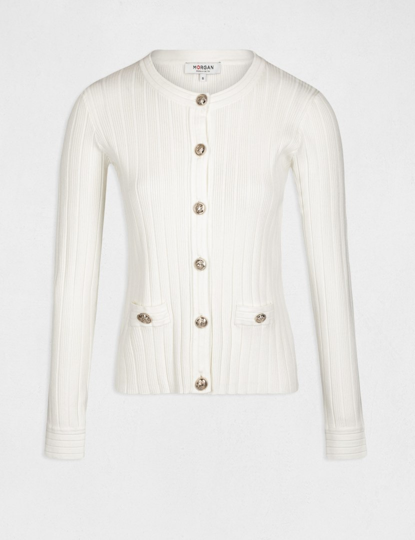 Morgan Sweater MCORO OFF WHITE